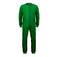 Green Beach Fractal Backdrop Background OnePiece Jumpsuit (Kids)