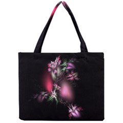 Colour Of Nature Fractal A Nice Fractal Coloured Garden Mini Tote Bag