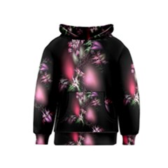 Colour Of Nature Fractal A Nice Fractal Coloured Garden Kids  Pullover Hoodie