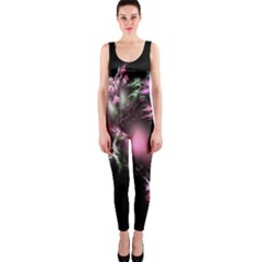 Colour Of Nature Fractal A Nice Fractal Coloured Garden Onepiece Catsuit