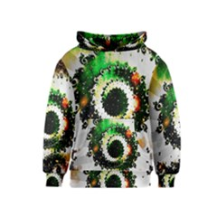 Fractal Universe Computer Graphic Kids  Pullover Hoodie