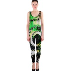 Fractal Universe Computer Graphic OnePiece Catsuit