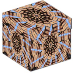 Manipulated Reality Of A Building Picture Storage Stool 12