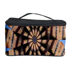 Manipulated Reality Of A Building Picture Cosmetic Storage Case