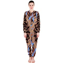 Manipulated Reality Of A Building Picture OnePiece Jumpsuit (Ladies)