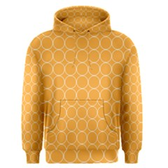 Yellow Circles Men s Pullover Hoodie