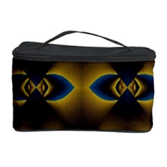 Fractal Multicolored Background Cosmetic Storage Case