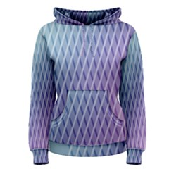 Abstract Lines Background Women s Pullover Hoodie