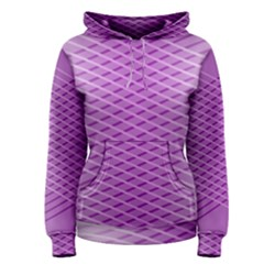 Abstract Lines Background Pattern Women s Pullover Hoodie