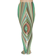 Colorful Spheric Background Women s Tights