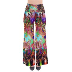 Alien World Digital Computer Graphic Pants