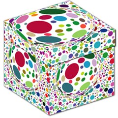 Color Ball Storage Stool 12