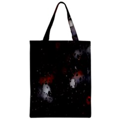 Lights And Drops While On The Road Classic Tote Bag