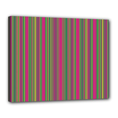 Lines Canvas 20  x 16