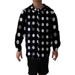 Polka dots  Hooded Wind Breaker (Kids)