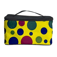 Polka Dots Cosmetic Storage Case