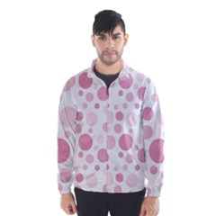 Polka dots Wind Breaker (Men)