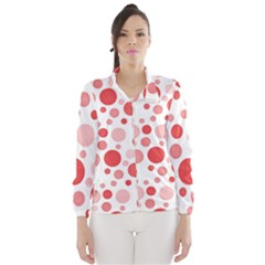 Polka dots Wind Breaker (Women)