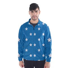 Stars pattern Wind Breaker (Men)