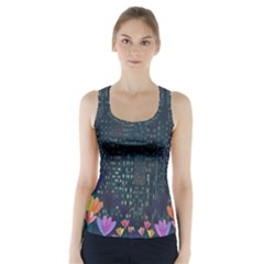 Urban nature Racer Back Sports Top