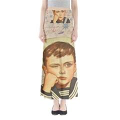 Little sailor  Maxi Skirts