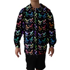 Toys pattern Hooded Wind Breaker (Kids)