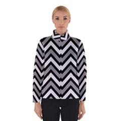 Zig zags pattern Winterwear