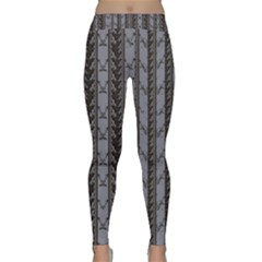 Graypowderbluefins Classic Yoga Leggings