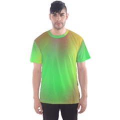 November Blurry Brilliant Colors Men s Sport Mesh Tee