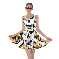 Banner Header Tapete Skater Dress