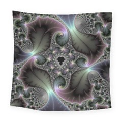 Precious Spiral Wallpaper Square Tapestry (large)
