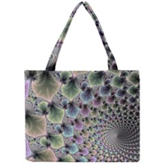Beautiful Image Fractal Vortex Mini Tote Bag