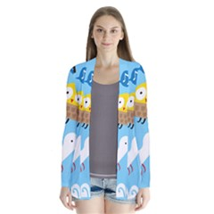 New Zealand Birds Close Fly Animals Cardigans