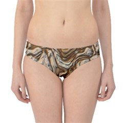 Fractal Background Mud Flow Hipster Bikini Bottoms