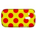 Polka Dot Red Yellow Galaxy S3 Mini View1
