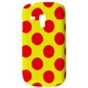 Polka Dot Red Yellow Galaxy S3 Mini View3