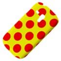 Polka Dot Red Yellow Galaxy S3 Mini View4
