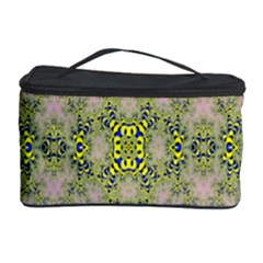 Digital Computer Graphic Seamless Wallpaper Cosmetic Storage Case