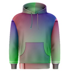 3d Rgb Glass Frame Men s Pullover Hoodie