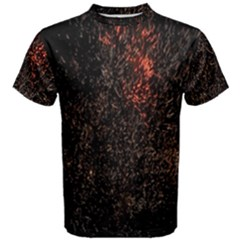 July 4th Fireworks Party Men s Cotton Tee