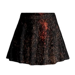 July 4th Fireworks Party Mini Flare Skirt