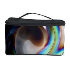 Twirl Liquid Crystal Cosmetic Storage Case