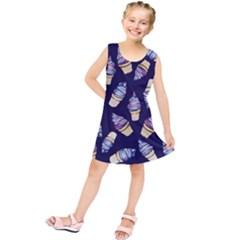 Ice Cream Dream Kids  Tunic Dress