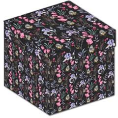 Wildflowers I Storage Stool 12