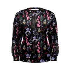 Wildflowers I Women s Sweatshirt