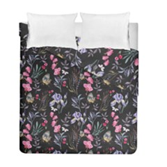 Wildflowers I Duvet Cover Double Side (full/ Double Size)