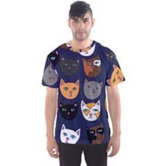Cat  Men s Sport Mesh Tee