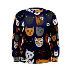 Cat  Women s Sweatshirt