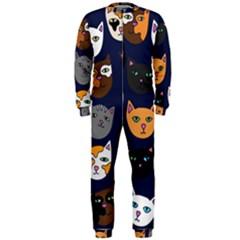 Cat  OnePiece Jumpsuit (Men)