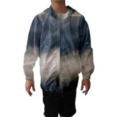 Cloud Wave Hooded Wind Breaker (kids)